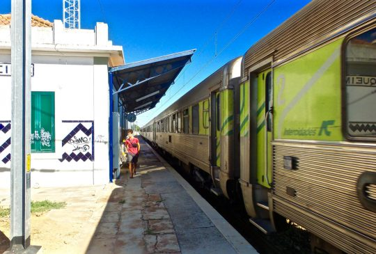 Boliqueime-station