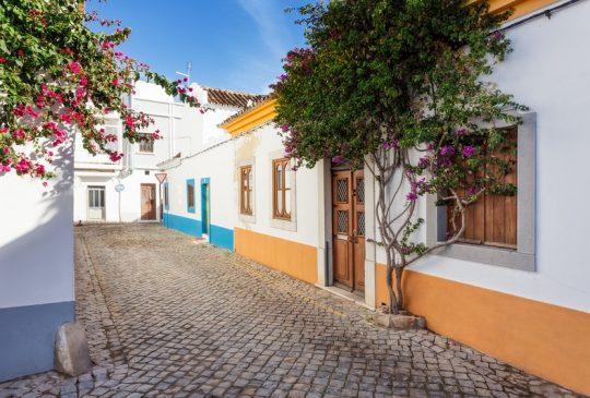Alley Albufeira