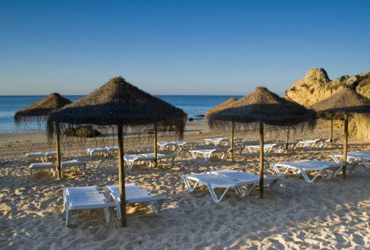 Beach Albufeira