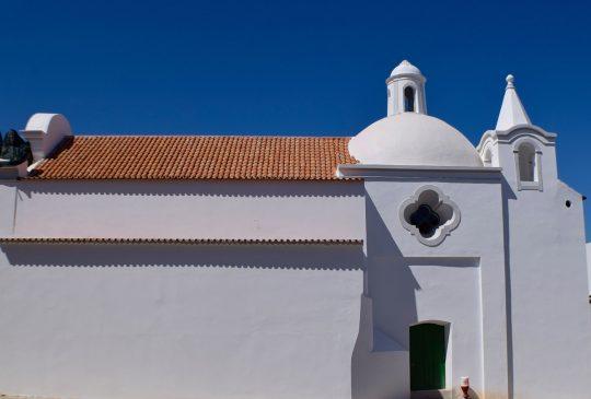 Moorish-church