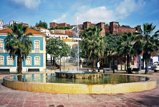 Silves-Fountain