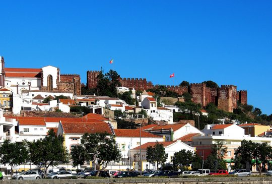 Silves-River-Wall