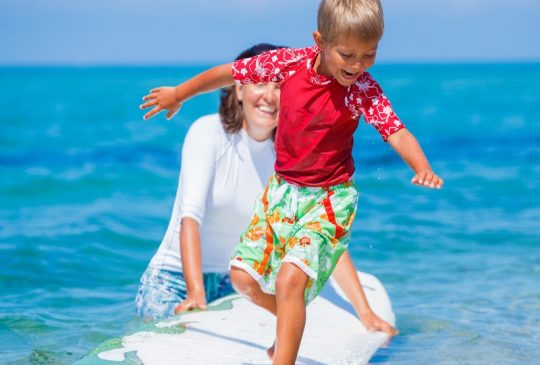 Surf boy VdL