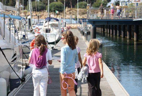 harbor Albufeira kids